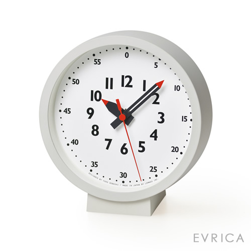 fun pun clock for table