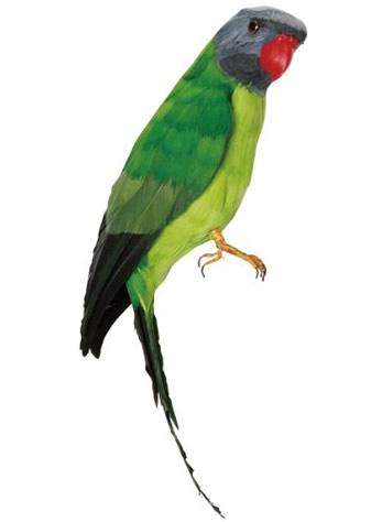PUEBCO ArtificialBirds・オウム グリーン
