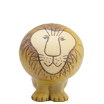 Lisa Larson 陶器 ライオン Semi Midium