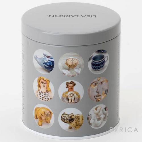 Lisa Larson ゴーフレット 陶器シリーズ