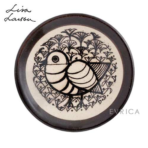 Lisa Larson 益子の豆皿・とり・茶