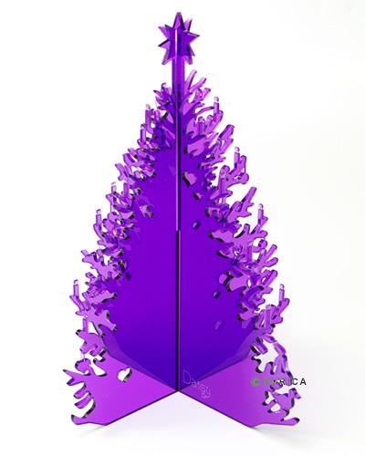 Daisy クリスマスツリー・パープル