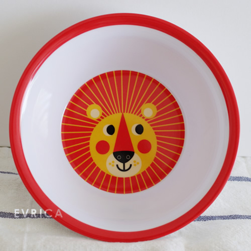 OMM design メラミンボウル・ライオン