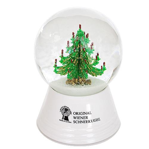 Vienna Snowglobe 4.5cm クリスマスツリー