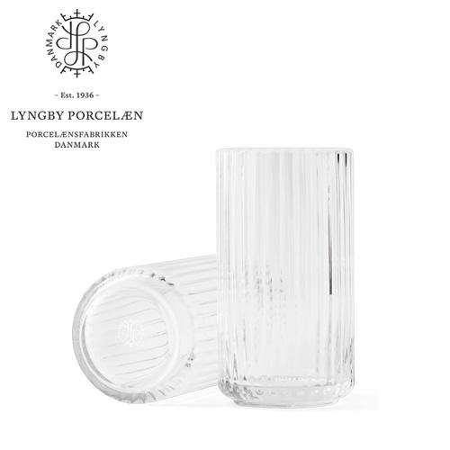 Lyngby Porcelaen ベース・クリア H15cm