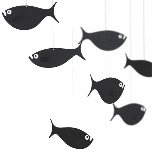 FLENSTED MOBILES Shoal of fish(魚のむれ)