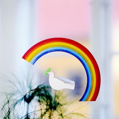 FLENSTED MOBILES Noahs rainbow(ノアの虹)