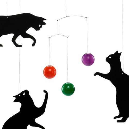 FLENSTED MOBILES Feline cats(フィーラインキャッツ)