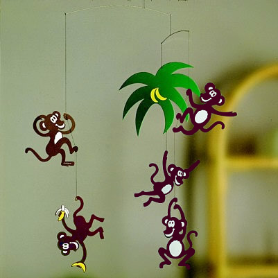 FLENSTED MOBILES Monkey tree(モンキーツリー)