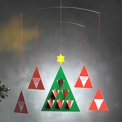 FLENSTED MOBILES Pristmas Mobile(プリズムクリスマス)