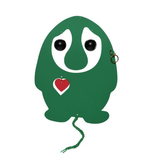 FLENSTED MOBILES PuffingTroll(パフィング トロール)グリーン