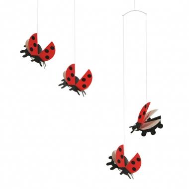 FLENSTED MOBILES Lady Bird(てんとうむし)