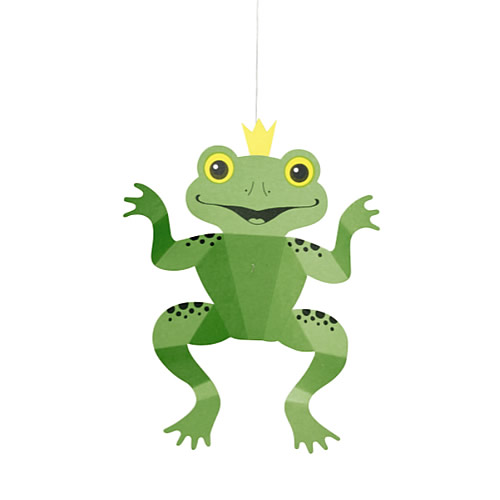 FLENSTED MOBILES The Happy Frog King(幸せなカエルの王様)